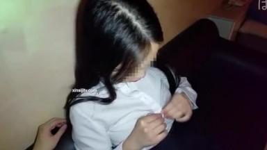 県立ダンス部②K-POP少女、白くて綺麗な身體をハメ撮りされて照れる